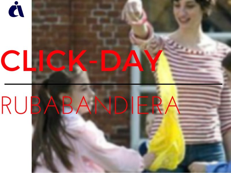 Il click-day come rubabandiera