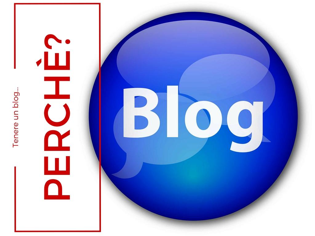 Perché un blog?
