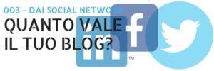 #003 Dai social network