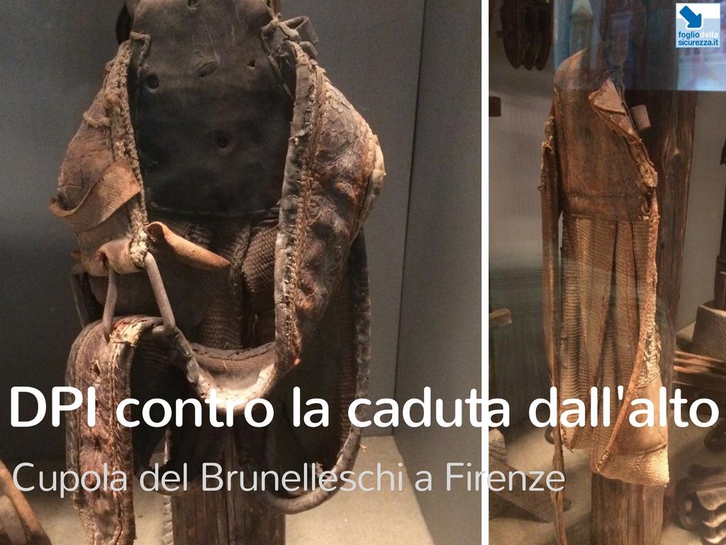 DPI per la Cupola del Brunelleschi