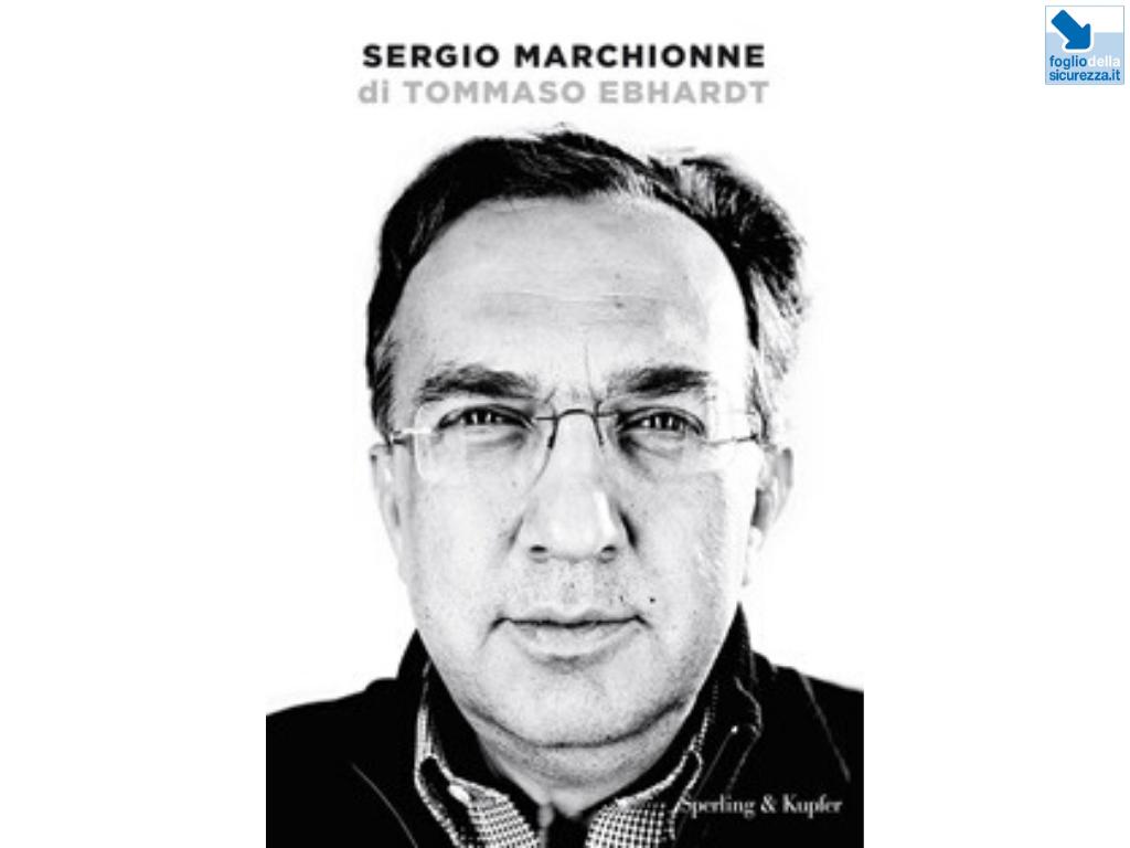 Sergio Marchionne di Tommaso Ebhardt