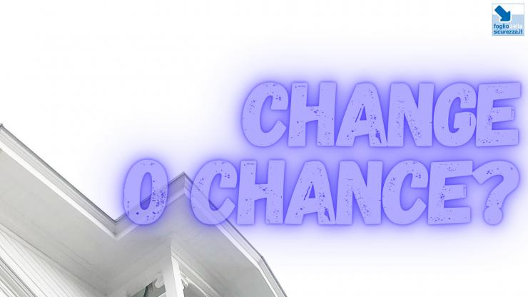 I cambiamenti del blog