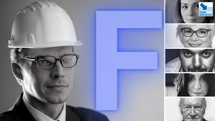 Alfabeto sul RSPP F