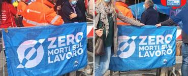 Manifestare per Zero infortuni
