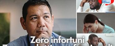 #082 Zero infortuni e Zero malattie professionali